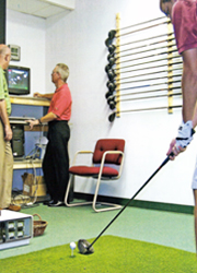 State of the art Custom Club Fitting